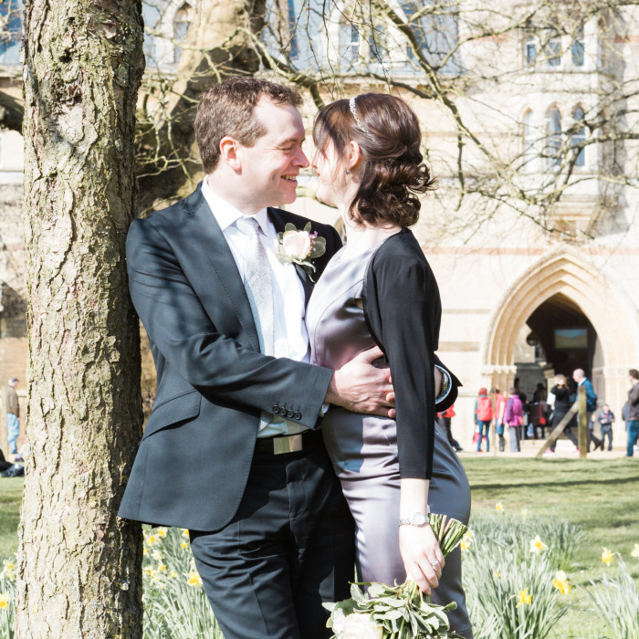 Oxfordshire Wedding - Iain & Wiebke