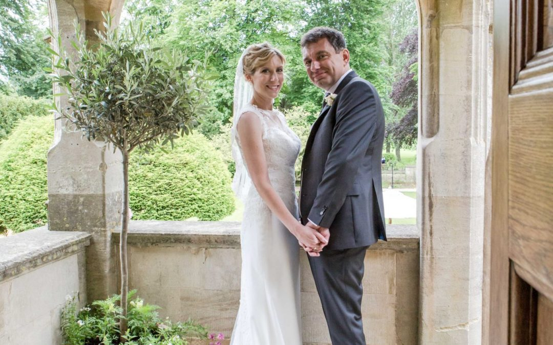 Sven and Cindy's Cotswold Wedding