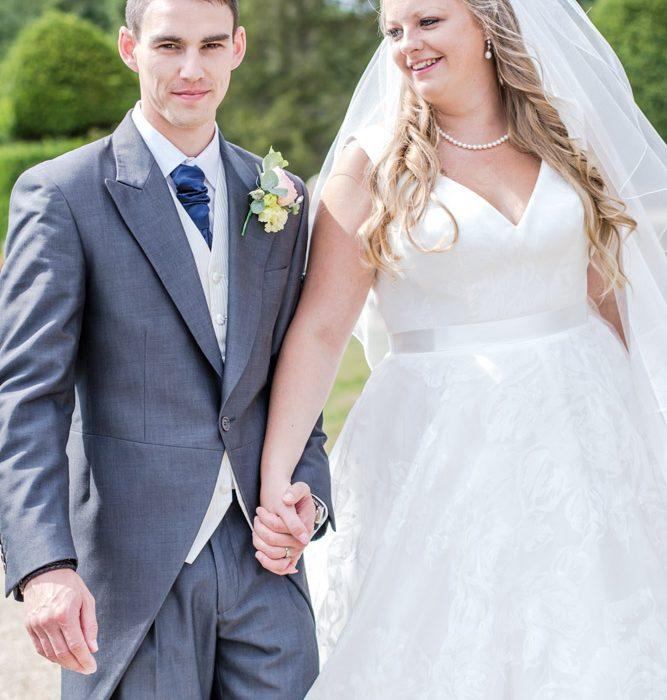 Lauren and Scott's Elegant Eynsham Hall Wedding