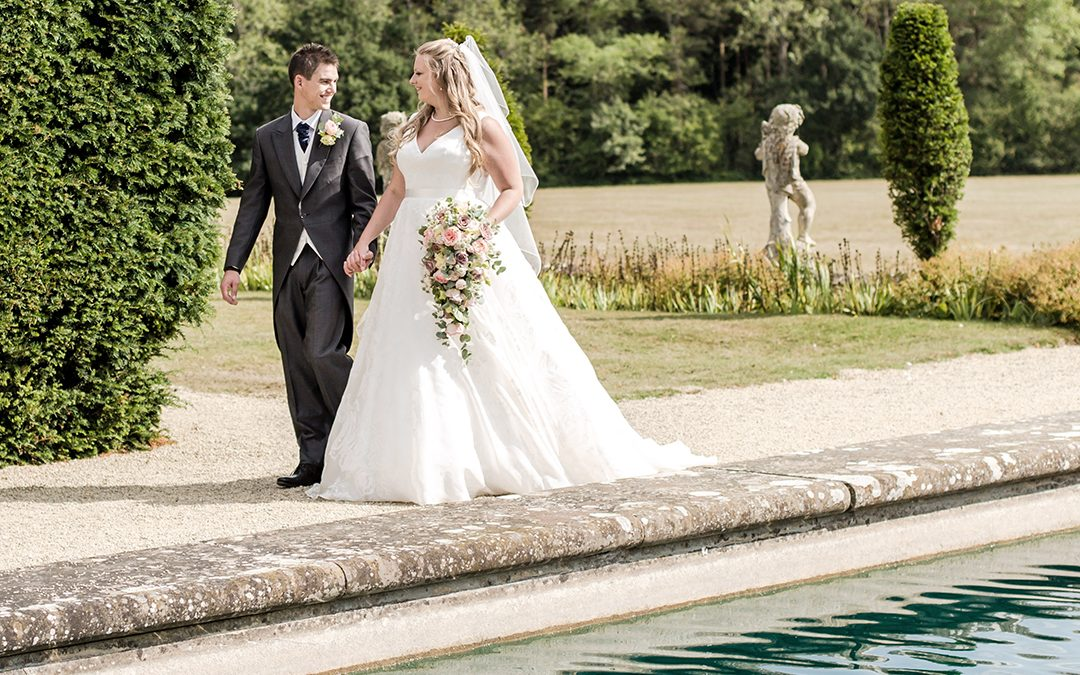 Lauren and Scott's Elegant Eynsham Hall Wedding