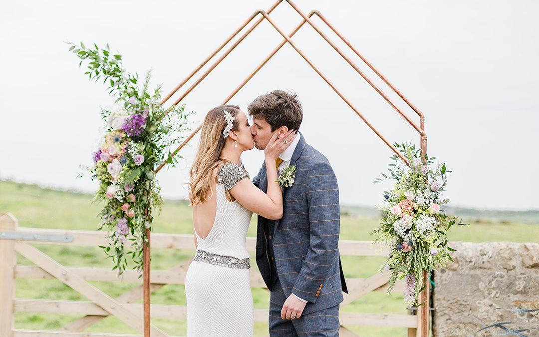Festival Themed Wedding in Northumberland