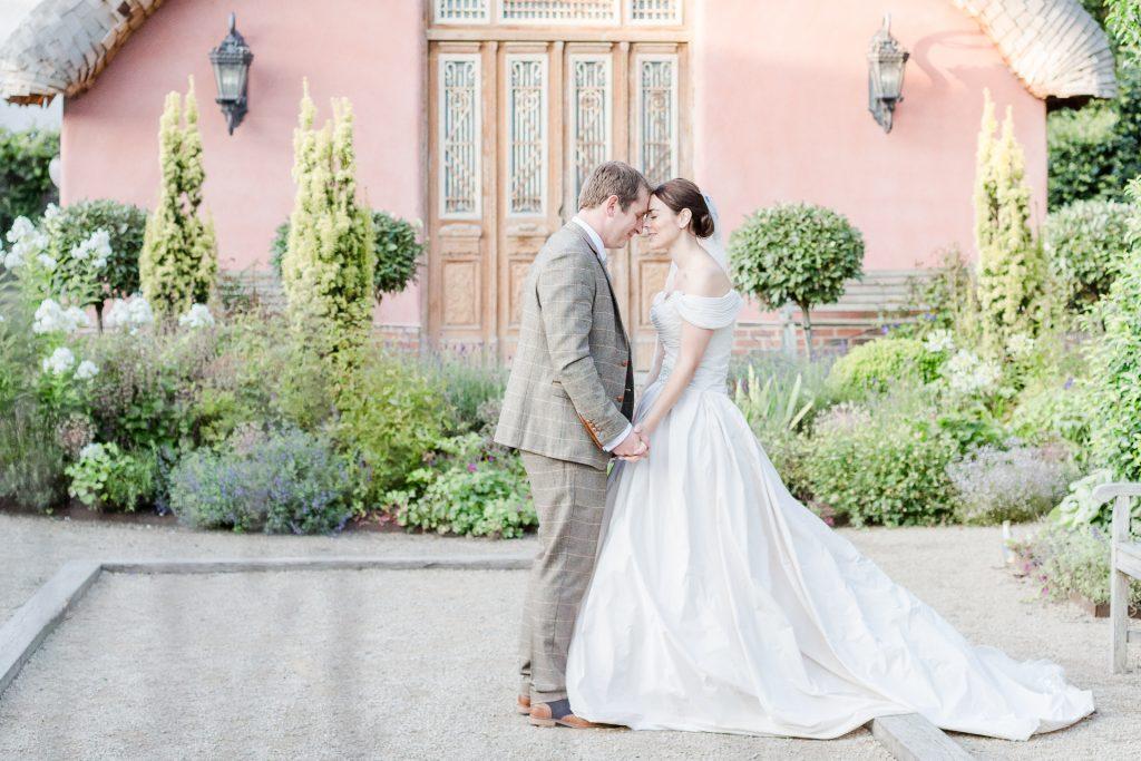 Mediterranean Style Wedding in Northumberland