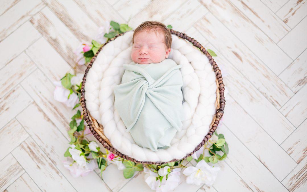 Northumberland Newborn Photography Studio